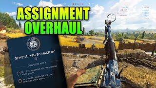 Assignment Overhaul - Battlefield 5 thumbnail