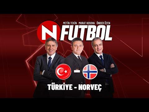 Türkiye 1 - 1 Norveç | Metin Tekin, Önder Özen ve Murat Kosova ile N Futbol