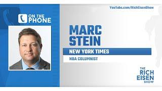NY Times' Marc Stein Talks Coronavirus Impact on NBA Season w/ Rich Eisen | Full Interview | 4/2/20
