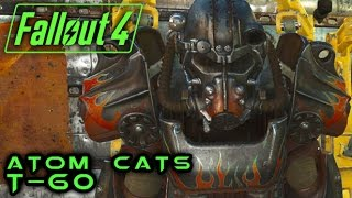 Get the ATOM CATS T-60 POWER ARMOR in FALLOUT 4
