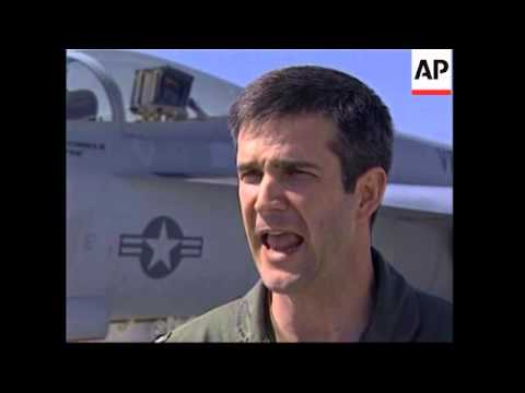Pilots and Iraqi civilians look back on effect of shock and awe
