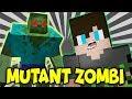 Minecraft Walking Dead #3 | Mutant Zombi 😈