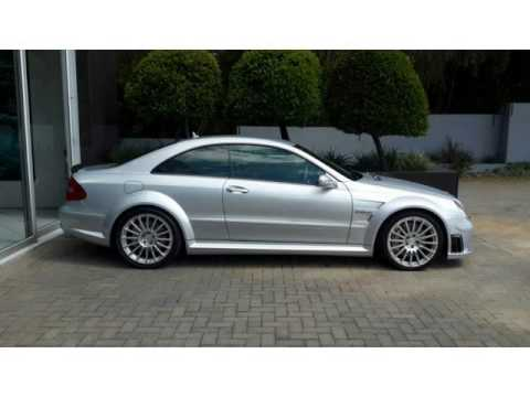 2008 Mercedes Benz Clk Clk63 Amg Black Series Auto For On Trader South Africa