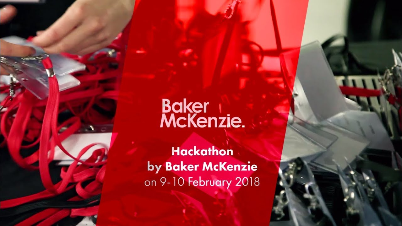 Baker McKenzie Launches First Hackathon Organised by Global Law Firm