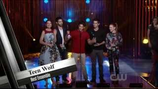 Teen Wolf Cast | Young Hollywood Awards 01/08/2013 | AlphasHD