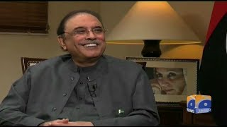 Election 2018 Par Zardari Sb Ka Tabsarah -  Jirga