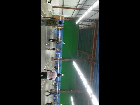 Badminton at Gurukul sports Bangalore