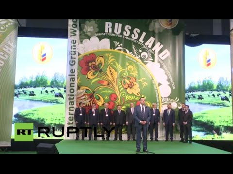 LIVE - Russian agriculture minister's statement before meeting German counterpart
