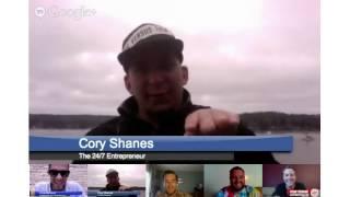 Social Media Maniacs #7 with Cory Shanes, Michael Jacobs & Chris McCann