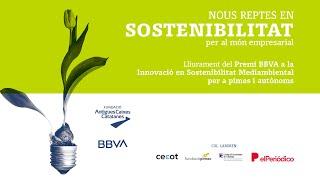 Nous reptes en sostenibilitat per al món empresarial