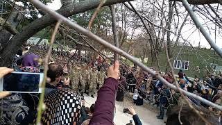 Burdur Zırhlı Birlikler Yemin Töreni Geçit