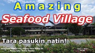 visit seascape village ph sosyal na seafood market restaurant pasay metro manila