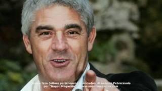 """Video, Biagio Izzo: """"Mazzarri-De Laurentiis? Come la Guerra dei Roses"""" (8/6/2011)"""