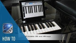 Music Studio and Line 6 Mobile Keys