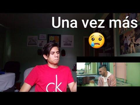Una Vez Más - MTZ Manuel Turizo & Noriel (Reacción)