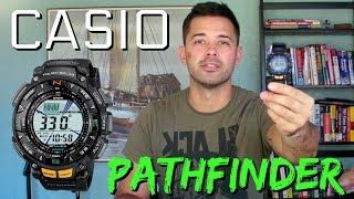 Casio Pathfinder // Ultimate Travel Watch
