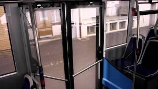 Porte de bus/bus doors