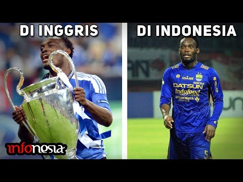 5 Pemain Liga Indonesia Yang Pernah Bermain di Liga Champion Eropa