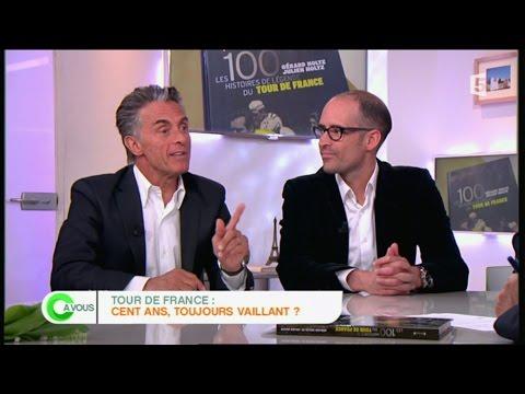 Gérard et Julien Holtz invités sur C A VOUS - France 5 - 01 mai 2013