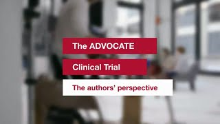 The ADVOCATE Clinical Trial: Authors' Perspective