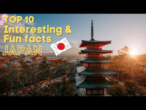Top 10 Interesting And Fun Facts About Japan   Interesting Facts About Japanese (2021)
