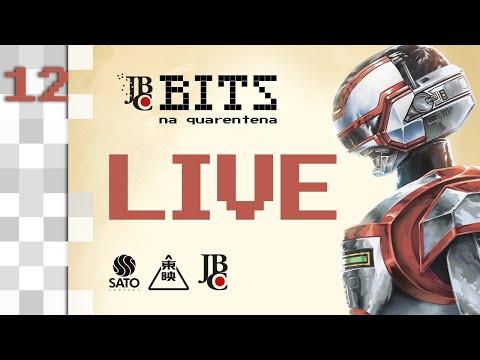 Live | JBC Bits [Na Quarentena] #12