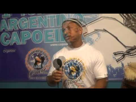 """Asociacion Argentina de Capoeira - Grupo """"Oriaxé"""" .mp4"""