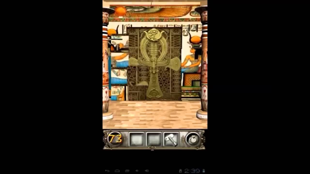 100 Doors Floors Escape Level 71 72 73 74 75 Walkthrough