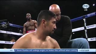 Terrell Gausha vs Andres Calixto 2013 11 11