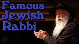 Israel's Most Famous Jewish Rabbi (For Jewish People Only)