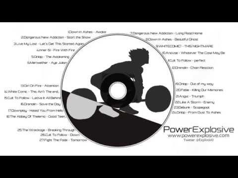 WORKOUT MOTIVATION MUSIC - MUSICA PARA EL GYM [POWEREXPLOSIVE]