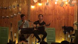 """Hãy tin anh lần nữa - Trình Phong [Đêm nhạc """"Xa"""" - Xương Rồng Coffee & Acoustic]"""