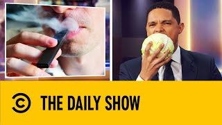 Download JUUL Accused Of Selling A Million Contaminated Pods | The Daily Show With Trevor Noah Mp3 and Videos