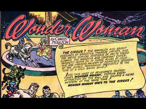 "Wonder Woman: ""Wonder Woman Goes to The Circus"" - Wonder Woman #1"