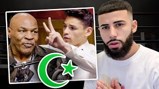 Mike Tyson Talks Ab๐ut ISLAM To Ryan Garcia!!! *THE TRUTH*