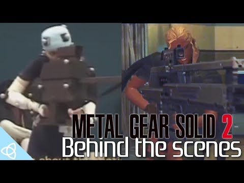 Metal Gear Solid 2 - Behind the Scenes [Making of]