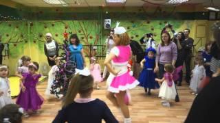 Детская хореография. Верхняя Пышма