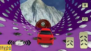 GAMEPLAY MEGA RAMP CAR 3D CAR SPEED JOGO DE RAMPAS GAMEPLAY PARA ANDROID E #03