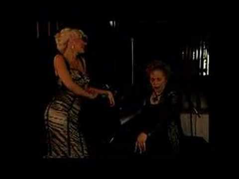 Christina Aguilera and Etta James Interview