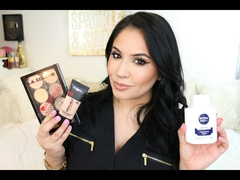 My Favorite Drugstore Products | 2016