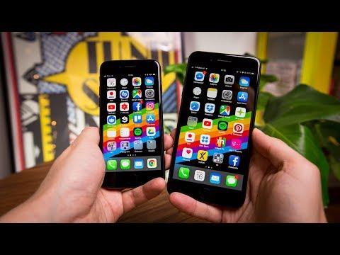 iPhone 7 rok później + rozdanie na 1000 subów