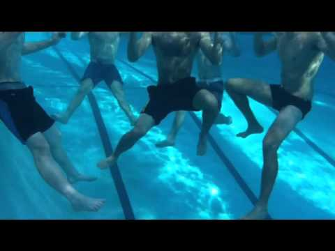 Egg Beater Drills Water Polo