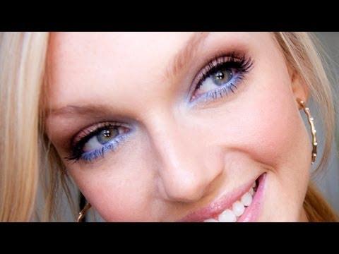 Pop of Color Tutorial: Periwinkle Blue thumbnail
