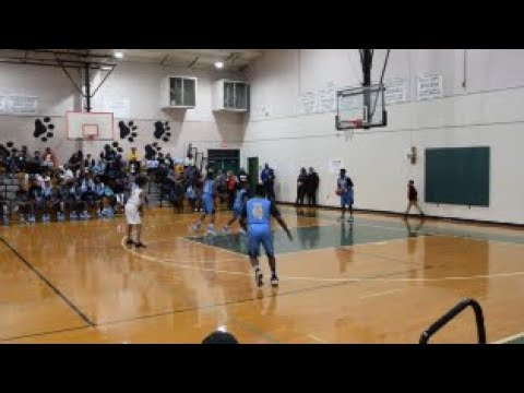 Fort vs  Double Churches Middle School Boys