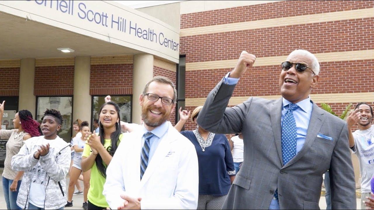 Cornell Scott-Hill Health Center - Home