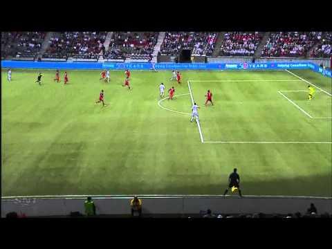 Vancouver Whitecaps FC vs Toronto FC - Eric Hassli 1-1 Goal - 2012.05.16 - HD