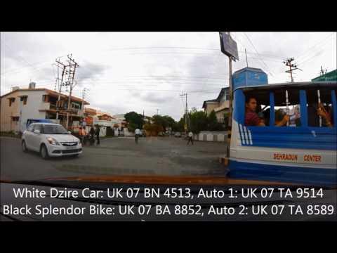 Useless Spectator Dehradun C.P.U. Police and Ignorant Motorists
