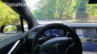 TESLA AP2 Self Driving ACCURACY TEST 2019.32.1 | Video 162