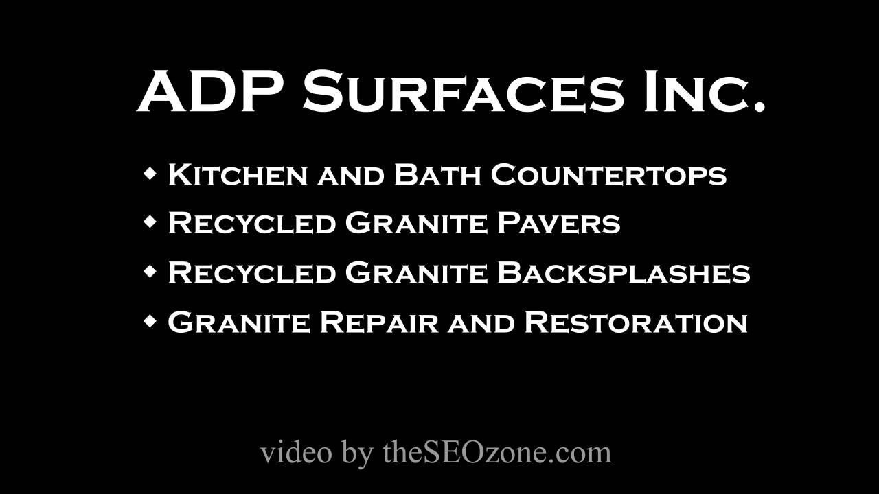 ADP Surfaces - Orlando Granite Countertops