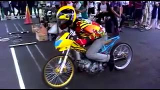 NeedFullSpeed Drag race Yamaha Jupiter MX Drag Jiton Thumbnail